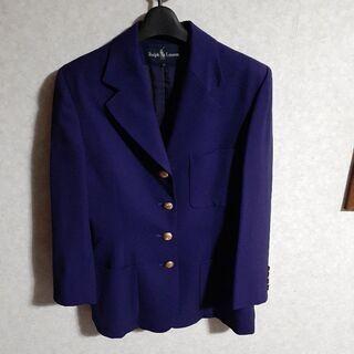 古着のラルフローレンのスーツ