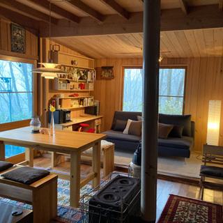白樺湖 別荘 賃貸戸建て 短期可能! テレワーク、スキー