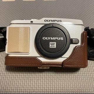 【ネット決済】OLYMPUS PEN E-P3   ミラーレス一眼