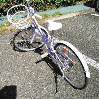 女児用自転車