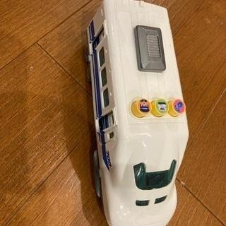 ジャンク品扱い 新幹線のおもちゃ