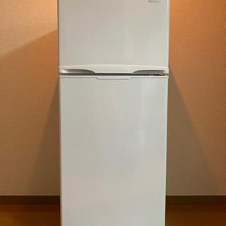 2019年製アイリスオーヤマ118L冷蔵庫