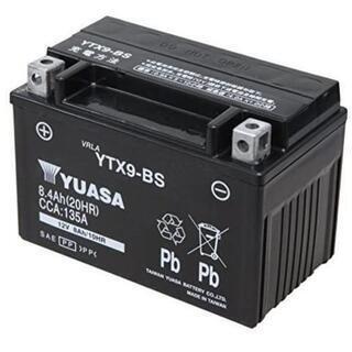 ユアサ バイク用バッテリー YTX9-BS