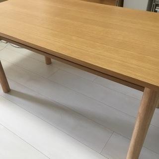 無印 テーブル ローテーブル