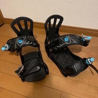 【引渡し予定あり】ロシニョール  スノーボード用 ビンディ…