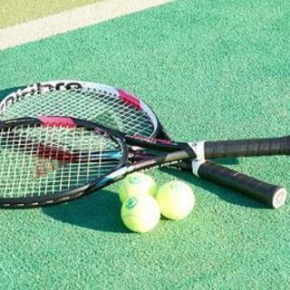 テニスサークルのメンバー募集!