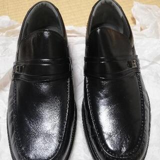 【美品・試着可】PIDO 本革 紳士靴(日本製)25cm …