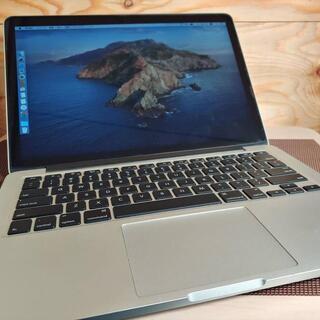 【ネット決済・配送可】MacBook Pro Retina 13...