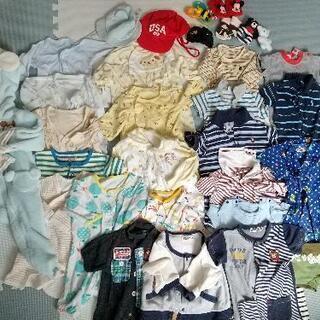 10月~12月産まれのベビー服が全部揃います!