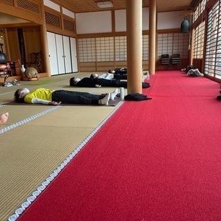 11月のお寺ヨガ日程