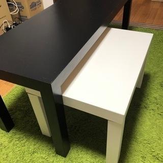 IKEA カフェテーブル2カラーセット
