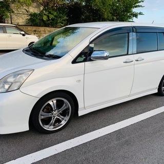 トヨタ アイシス プラタナ 2.0