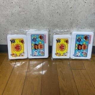 アンパンマンのサンドイッチの入れ物B【新品】