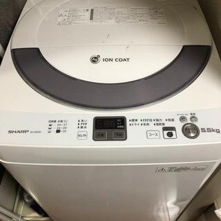 洗濯機(2013年製)