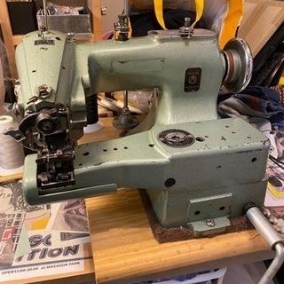 すくい縫いミシン、ルイスミシン、トレジャー