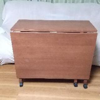 折り畳み式テーブル 椅子付き