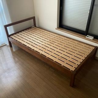 シングルベッド、無料にて差し上げます。
