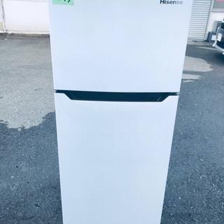 ✨2021年製✨1873番 Hisense✨ノンフロン冷凍冷蔵庫...