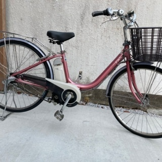 ヤマハパス 電動自転車
