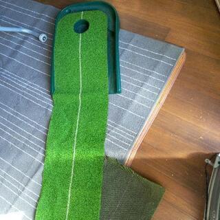 室内用ゴルフ練習マット⛳
