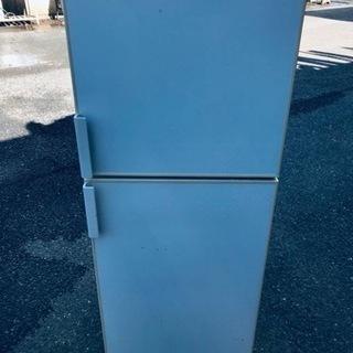 ①1741番 無印良品✨ノンフロン電気冷蔵庫✨SMJ-14B‼️