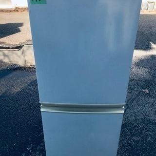 ①1750番シャープ✨ノンフロン冷凍冷蔵庫✨SJ-914-W‼️