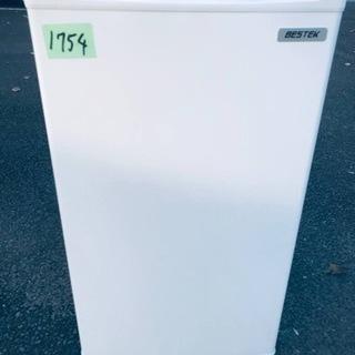 ①1754番 ✨冷凍庫✨BTLD109‼️