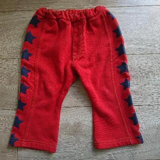 星柄ズボン size80(交換可)