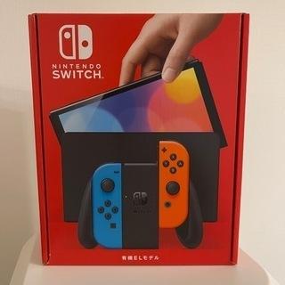 NintendoSwitch 有機EL ネオン 新品未開封