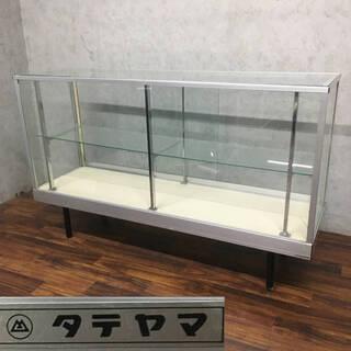 ⭕⭕⭕PR4/4 タテヤマ 店舗用品 ガラスショーケース …