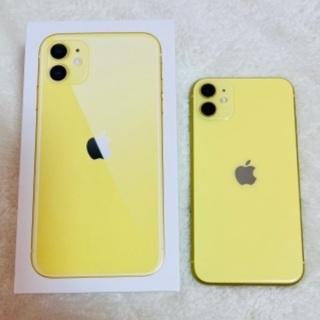 iPhone11 イエロー 128GB