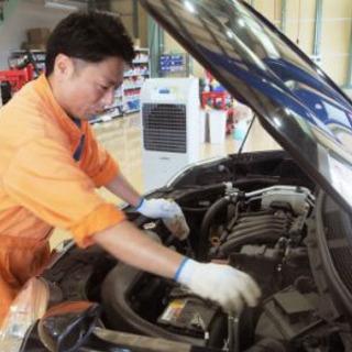 [社]自動車整備士(メカニック)【三郷市】◆週休2日!土日…