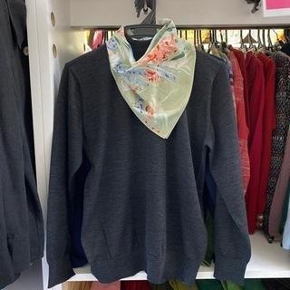 【ネット決済】Aquascutum セーター