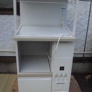 JM12757)エムケー精工 キッチン収納庫 FN-106 米櫃...