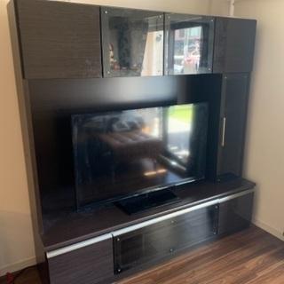 テレビ台 1780mm幅 1800mm高