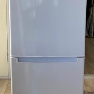 ニトリ冷蔵庫106リットル直冷式2ドア冷蔵庫 Nグラシア …