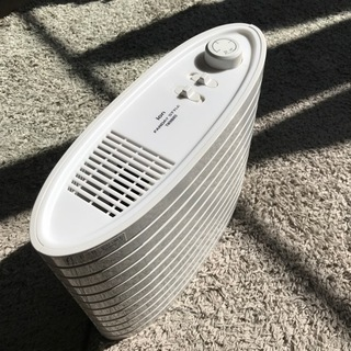 マイナスイオン空気清浄機