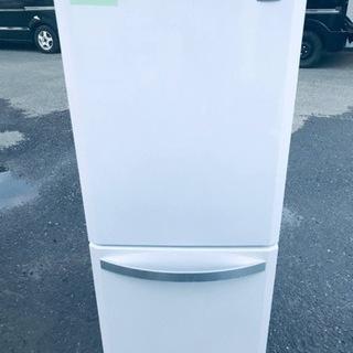 ①1761番Haier✨冷凍冷蔵庫✨JR-NF140H‼️