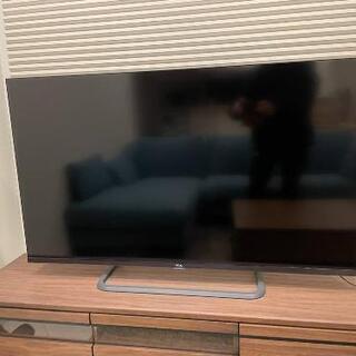 【美品】TCL 55V型 4K対応 液晶テレビ◎2020年製