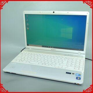 【ネット決済・配送可】新品高速SSD ホワイト ノートパソコン ...