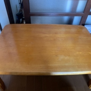ローテーブル(キズ、汚れ有り)