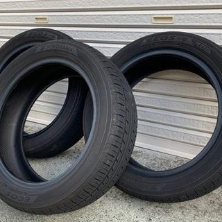 【ネット決済】ヨコハマ タイヤ 15インチ 3本 ECOS エコ...