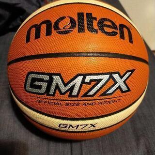 モルテン molten バスケットボール 中古