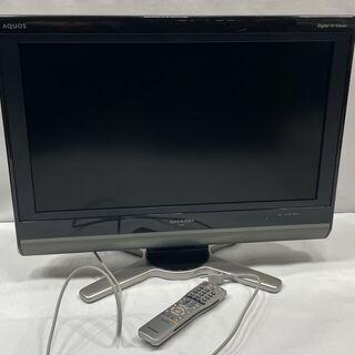 SHARP シャープ AQUOS 液晶テレビ LC-26D…