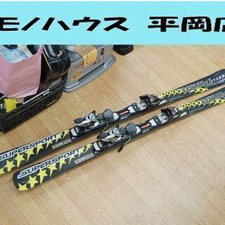 Volkl SUPERSPORT スキー ビンディング付き 16...