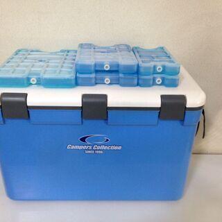 伸和/シンワ クーラーボックス 保冷剤×5個