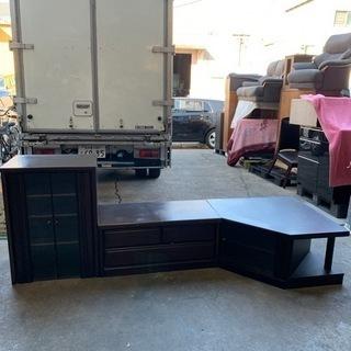 テレビボード 収納棚