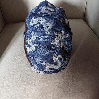 柄入りハット帽子