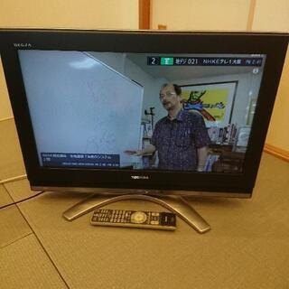 東芝 液晶テレビ REGZA  26C3700