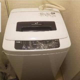 一人暮らしの洗濯機